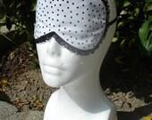 Polka Dot Sleeping Mask