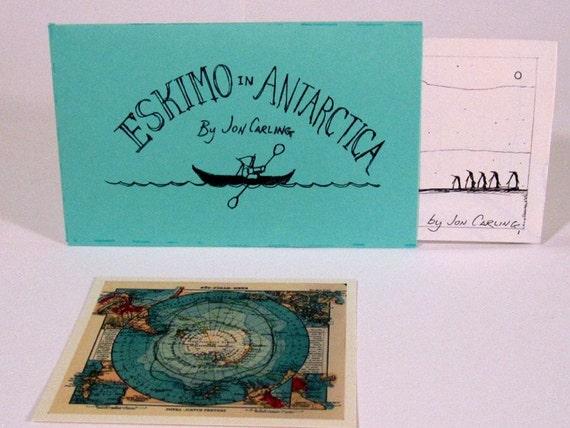 ESKIMO in Antarctica