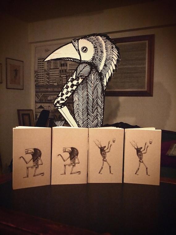 Animal Ghost - Sketchbook/Notebook