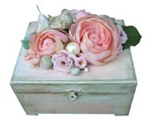 Sweet Pink Treasure Box