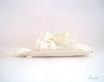 Ivory Bridal Clutch - Bridesmaids Clutch - Fairy Tale Wedding