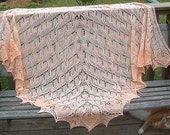 Covington Triangular Shawl