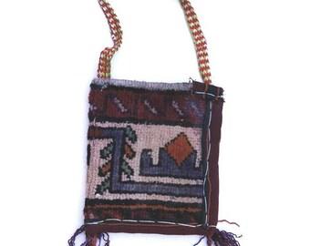 Handwoven Carpet Bag: Afghanistan- Item 1