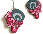 Rock Garden Earrings