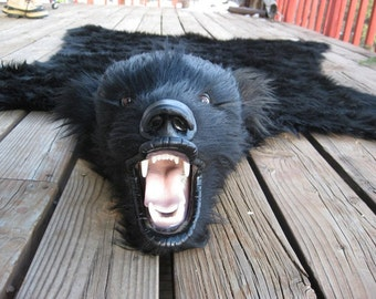bearskin rug limited edition - Bearskin Rug
