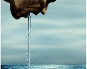 Water Elemental - 8x10