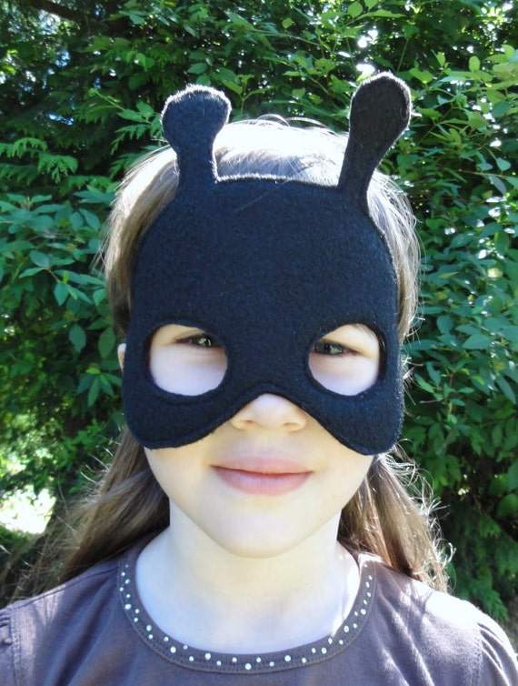 Bug Mask - Insect Mask - Bug Costume - Halloween - Masquerade Mask