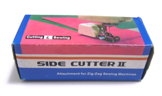 serger attachment for sewing machine