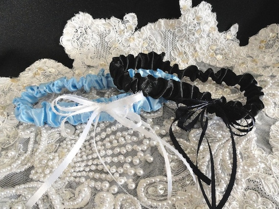 Simple Tossing Garter-Turn Any of Our Garters Into a Set-Choose Your Color