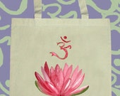 Pink Lotus Flower For Your Soul