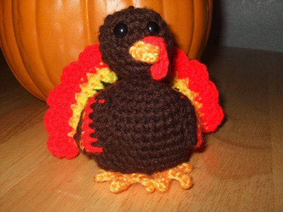 Pattern for Tom Turkey