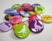 20 Dinosaur Buttons