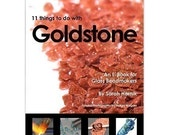 11 Things to do with Goldstone - Lampwork Tutorial by Sarah Hornik