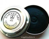Gilders Paste - Black - Antique Jewelry Paste- Jewelry Vintage Look