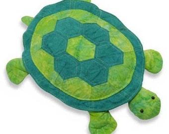 Turtle Sewing Pattern, PDF format