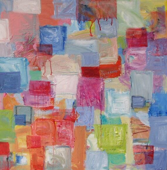 Original painting by Michelle Daisley Moffitt.....Pulse