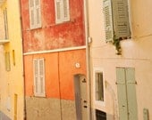 Rainbow Lane - Nice - France - French Riviera - Photography - Picture - Photo - Image - Decor - Fine Art Photography