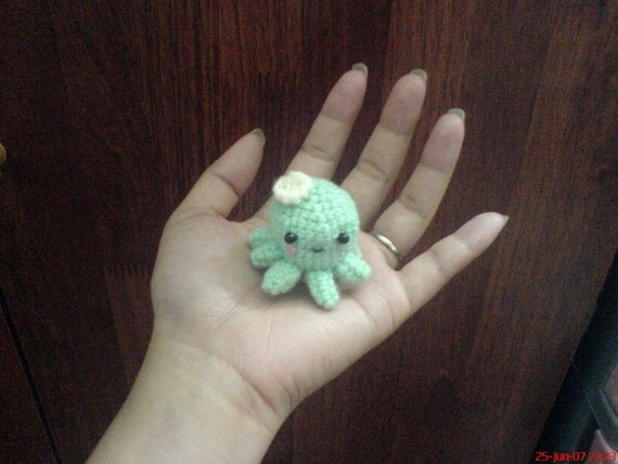 Crochet Pattern - Sabby