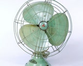 Vintage Electric Fan by Mitsubishi