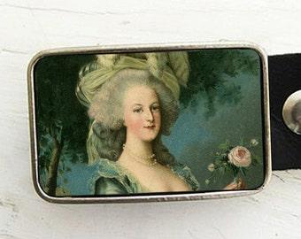 Marie Antoinette Belt Buckle
