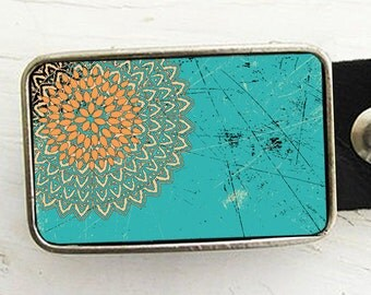 Summer Breeze Belt Buckle