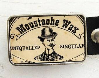 Moustache Belt Buckle, Mustache Belt Buckle