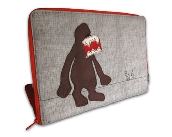 Laptop Sleeve - Custom Size - Goonie-Goo-Goo