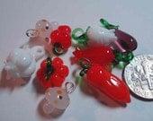 9 Itty Bitty Veggie Beads