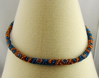 Autumnal Waters choker