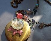 Darling Cleo Locket Necklace