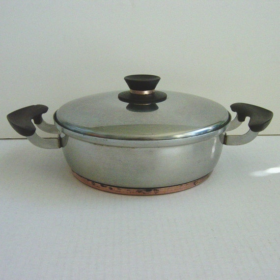 Vintage Presto Pride Covered Saucepan With Handles 2 Qt