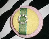 My elegant brooch