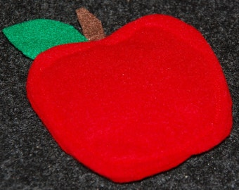 Catnip apple homegrown cat nip toy