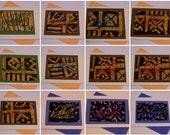 Custom Order for Keelen - set of 25 custom made cards