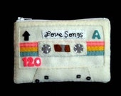 Deluxe Mixtape Pouch - Love Songs