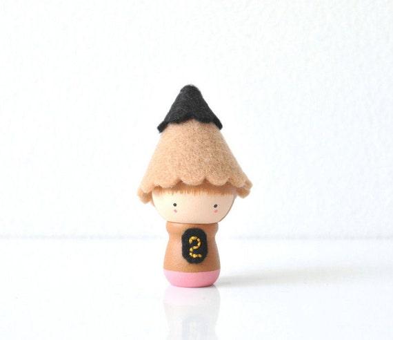 No. 2 Pencil - Wooden Friend