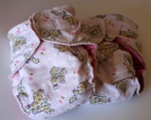 SALE Small Daiper Set for Baby Girl