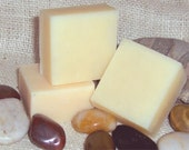 Fragrance Free Pure and Simple Natural Handmade Shea Butter Soap