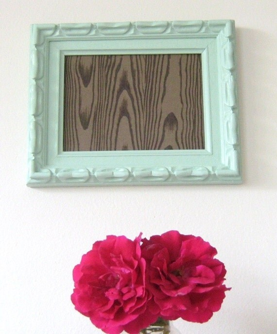 WOOD MAGNETIC Frame for your little-bits-of-inspiration
