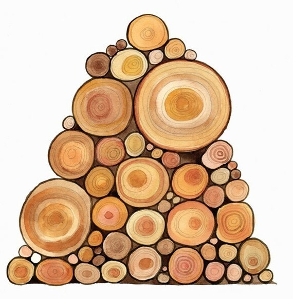 Pile o Wood