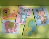 Box Set of Greeting Cards - Set of 5