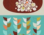 Giclee Print (item No. P-2010-12) Petals and pods