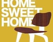 Home Sweet Home Print (item No. P-2008-14) Sm