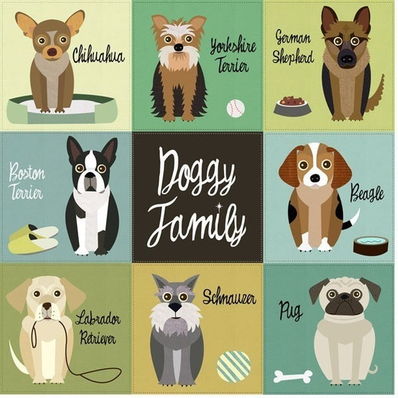 Doggy Print