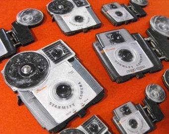 Wood Cameras - Vintage Brownies