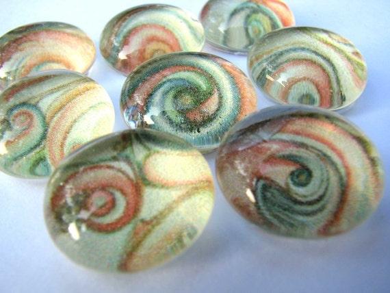 Fairy Drops Magnets - Escargot