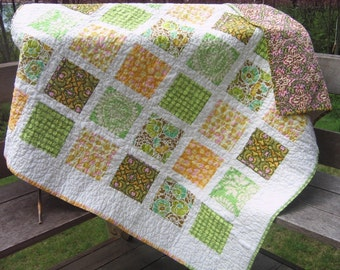 QUILT PATTERN....Simple, Quick and Easy, French Window Panes