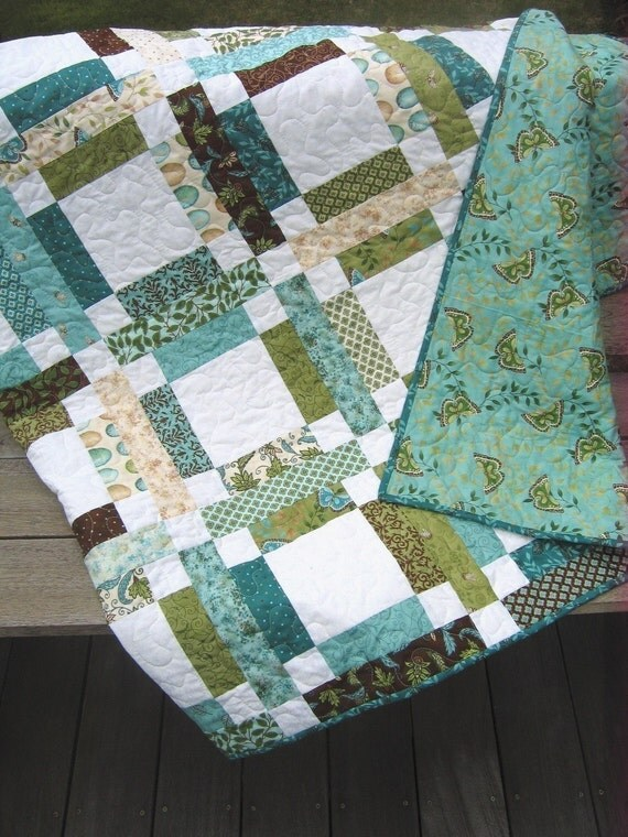 Grandma Mary's Five Patch QUILT PATTERN....One Jelly Roll, EASY