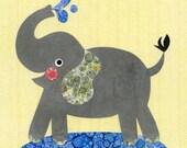 Playing Spraying Elephant-Who Hoo Series