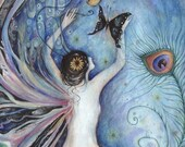 SYLPH - Fairy Art Print